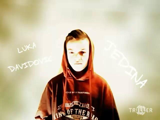 Luka Davidović - Jedina cover