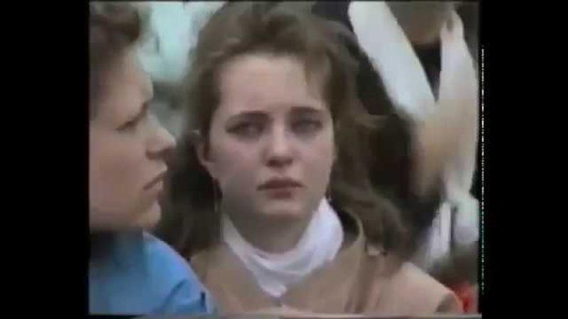 Слёзы и восторг зрителей, Минск, 6-7 мая 1989 г. - Виктор Цой, группа Кино в Минске