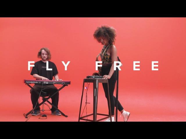 FLY FREE | STEVE REID INNOVATION AWARD | PRS FOUNDATION x CANVAS