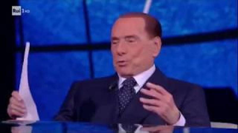 Berlusconi totalmente RINCOGLIONITO! Tutte le gaffes della campagna elettorale!