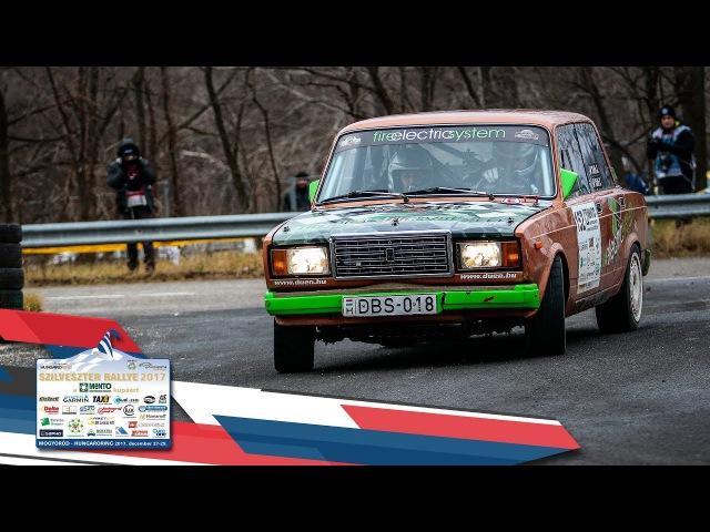 Tóth Yondi-Tóth Szilveszter Rallye 2017| Versenyzői film