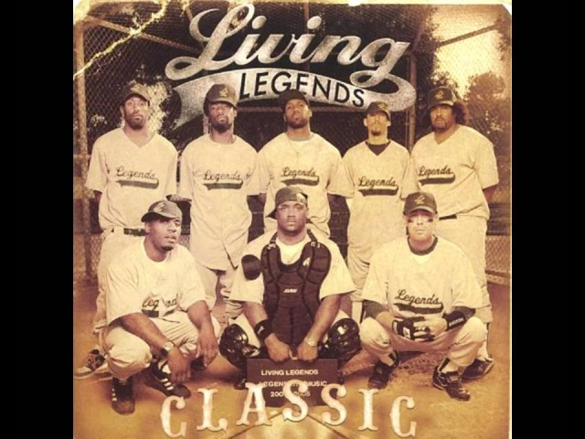 Living Legends - Never Fallin' (Instrumental)