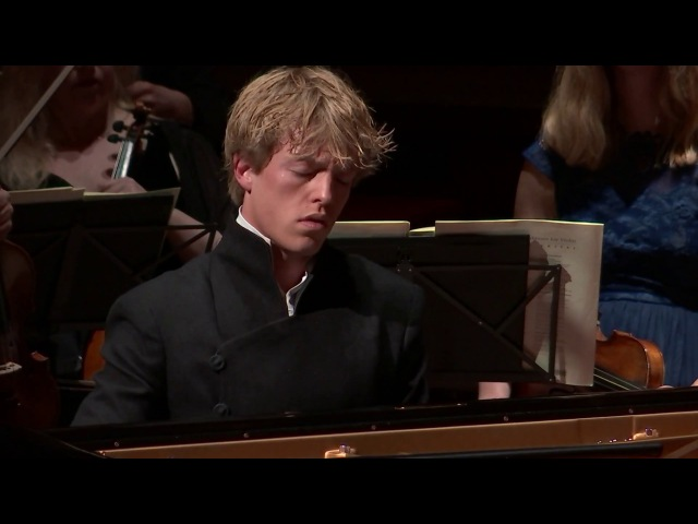 Chopin | Mazurka, op. 63, no. 3 | Lucas Jussen | Netherlands Chamber Orchestra