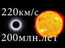 Вокруг чего вращается Солнце