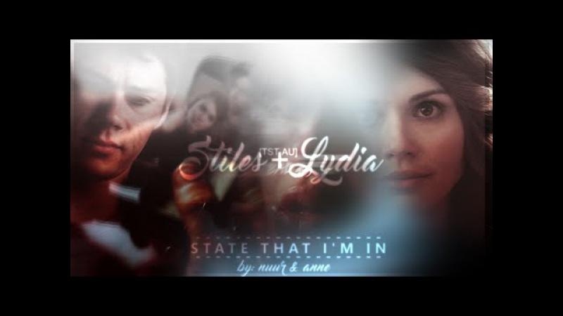 ❖ StilesLydia [TST AU] | state that i'm in (ft. Nuur Salvatore)