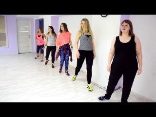 Marama - La Quiero Conocer ( Dance Fitness Choreography, Zumba fitness)