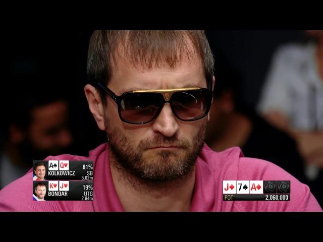PokerStars Championship Presented by Monte-Carlo Casino Episode 8