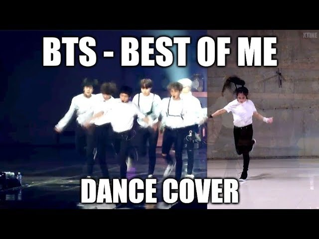 [XTINE] BTS (방탄소년단) - BEST OF ME (Full Dance Cover)