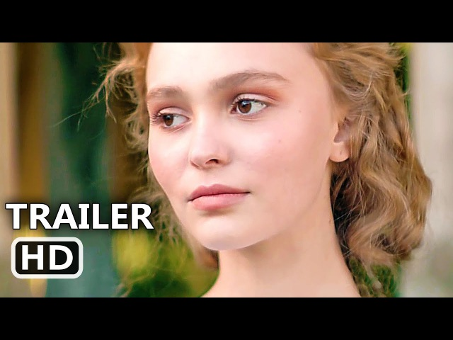 THE DANCER Official Trailer 2017 Lily Rose Depp Biograhy Movie HD