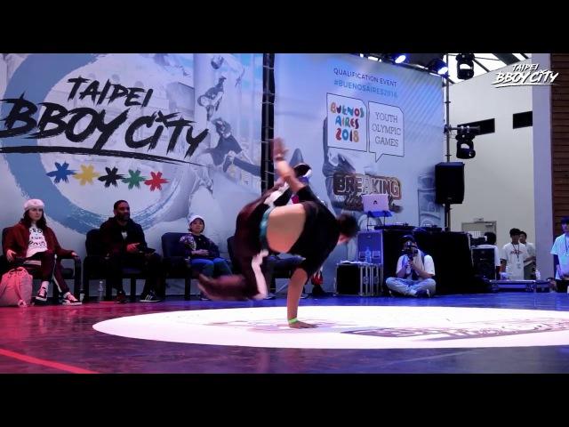 Gautam vs Shigekix [1on1 B-Boy Battle 0512 | Group A Top32] ► TAIPEI BBOY CITY ◄ 2017