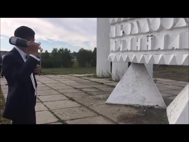 Когда судьба свела вместе молодого вандала со старым Советским шампанским...