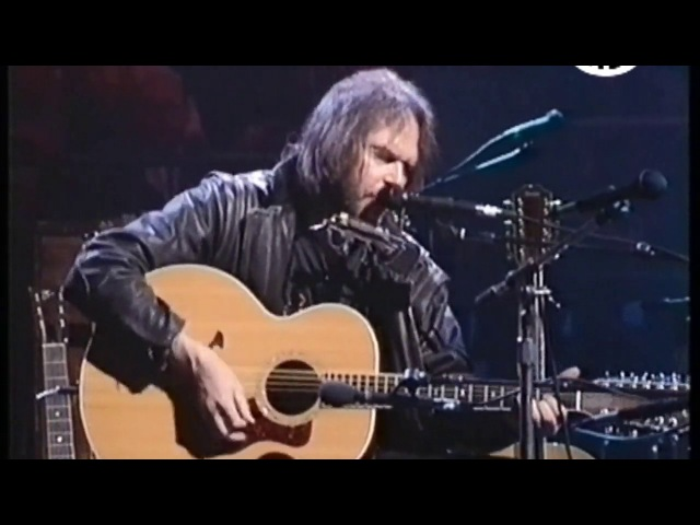 Neil Young - Pocahontas (MTV Unplugged)