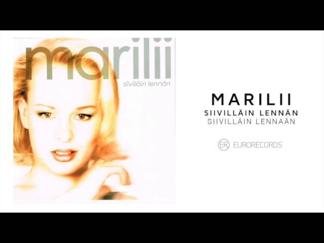 MARILII - Siivilläin lennän (Official) Albumilta Siivilläin lennän