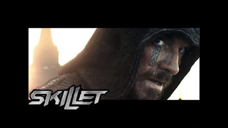 Assassin's Creed - Skillet – Savior - (2017) [Cinematic MV]
