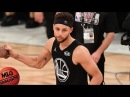 Stephen Curry 11 pts 6 reb 5 ast 1 stl Highlights vs Team LeBron 2018 NBA All Star Game