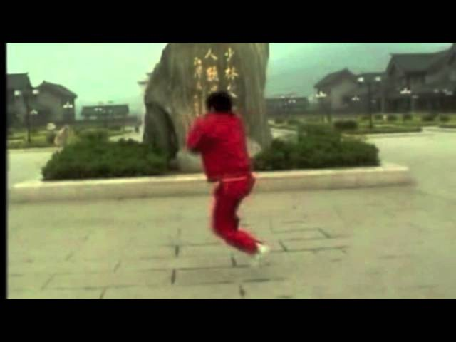Shaolin Lian Huan Quan 少林连环拳 performed by kung fu master Fan Heng Shuai in Yangshuo, Guilin, China