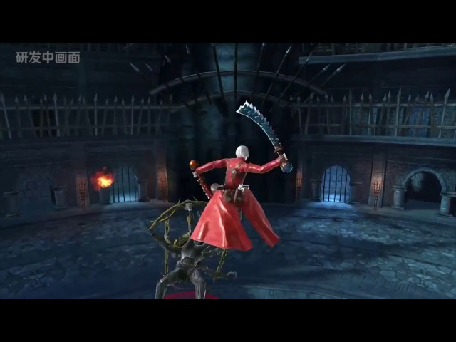 Devil May Cry Pinnacle of Combat iOS Android - FIRST GAMEPLAY TRAILER