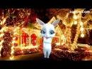 Різдвяне вітання від Щирої зайки