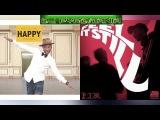 Pharrell Williams &amp Portugal. The Man - Happy Feel It Still (Mashup)