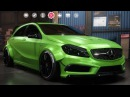 Need For Speed: Payback - Mercedes-AMG A45 - Customize | Tuning Car (PC HD) [1080p60FPS]
