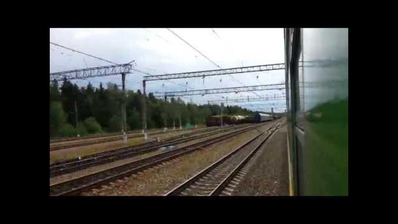 Железная дорога: БМО / Russian Railways: Big Circle Line
