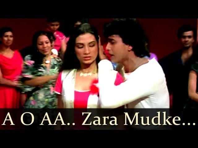 Disco Dancer A O AA Zara Mudke Mila Aankhein Aaya Hoon Kishore Kumar
