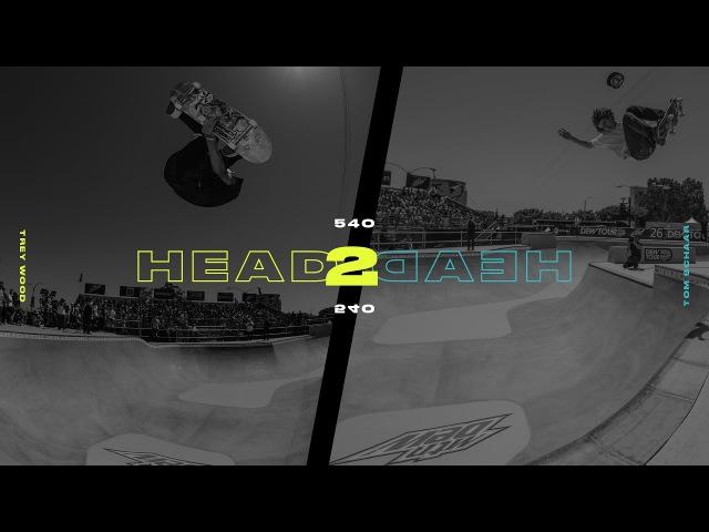Head 2 Head: Tom Schaar and Trey Wood 540