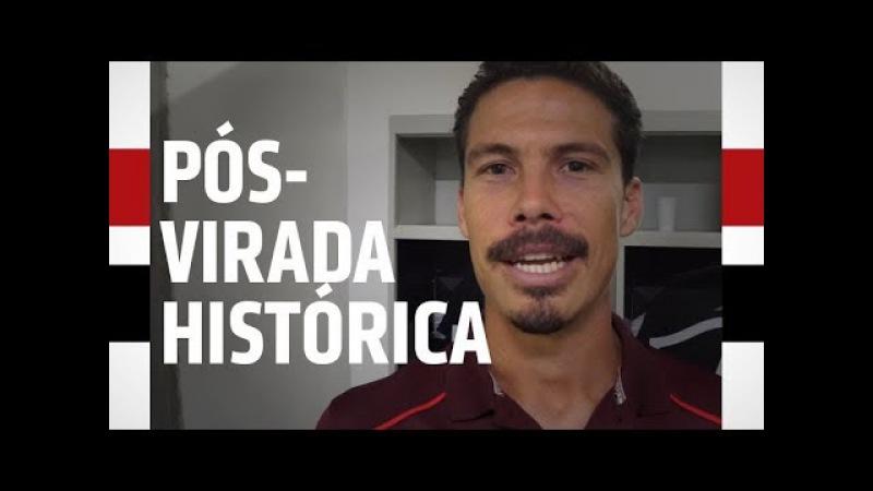 PÓS-VIRADA HISTÓRICA! | SPFCTV