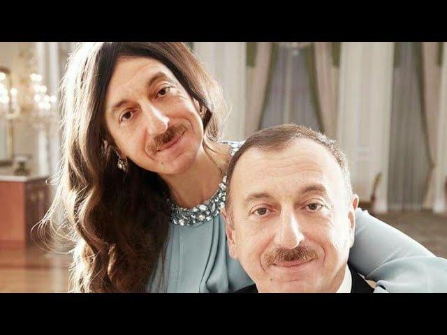 İlham Əliyev və Mehriban Əliyeva Anani sikim