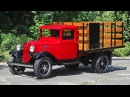 1934 Ford Model BB Stake Bed Body BB 189