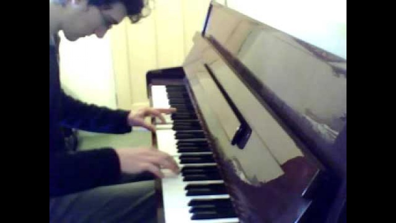 Проверка миграции FFX Macalania Woods piano