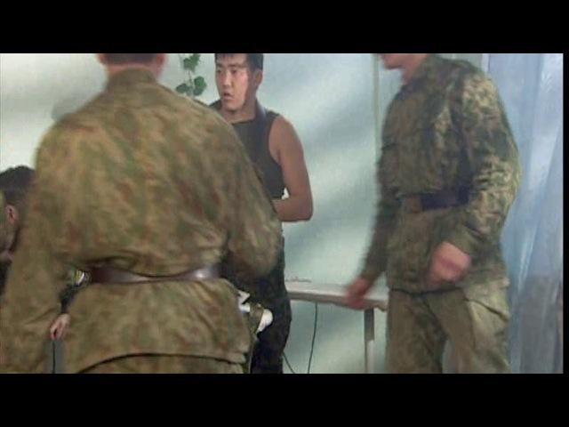 Солдаты сезон 1, серия 6