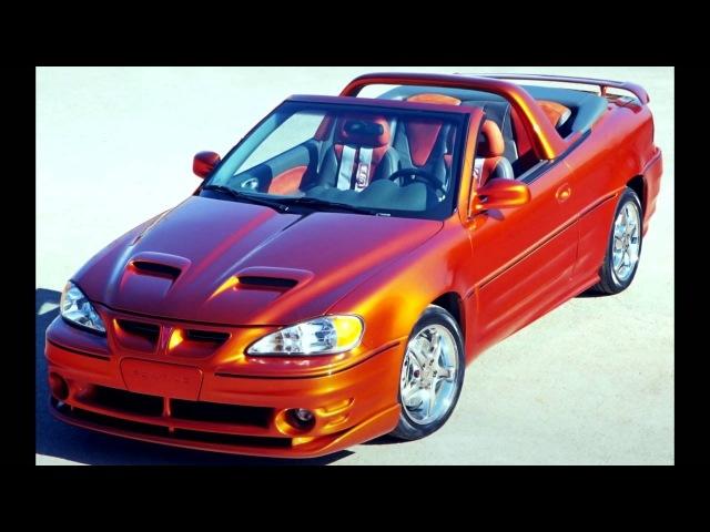 Pontiac Grand Am SCT Concept '2000