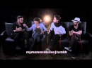 Short interview with 30 Seconds To Mars @ Highfield Festival