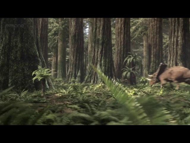 BBC Планета динозавров Последние убийцы 3 серия