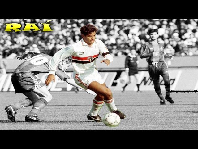 Raí - ★Dribles e Gols★ ●São Paulo e PSG●