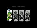 Teenage Mutant Ninja Turtles III The Manhattan Project. NESFamicom. Playthrough