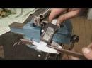 Гибочное приспособление для слесарных тисков своими рукамиBending fixture for bench screw