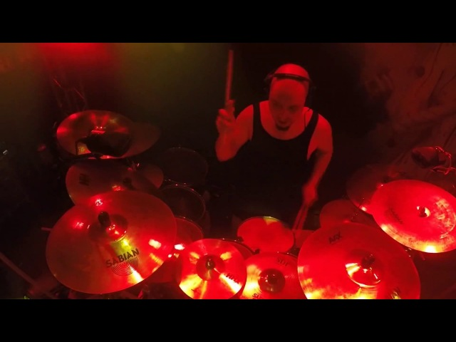 Martin Marthus Skaroupka - You will know the lion by his claw (Cradle of Filth)