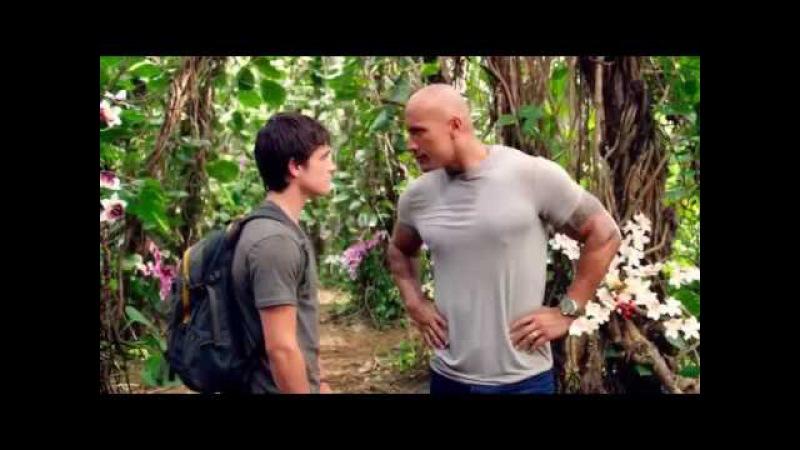 Путешествие 2: Таинственный остров 2012 трейлер на русском