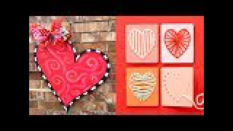 20 DIY Projects for Valentine's Day! Decorating ideas for a Sweet Room | 2018