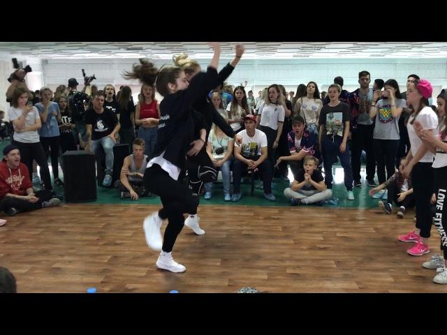 Hip-hop Battle Novokuznetsk killa sprat anniversary 2017