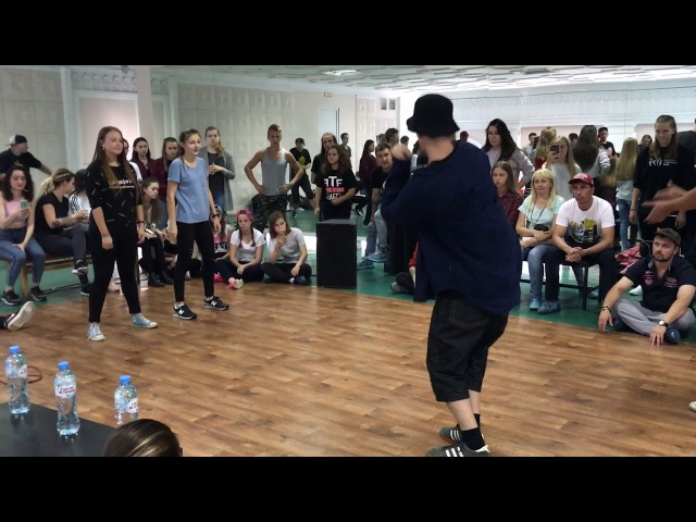 Hip-hop Battle Novokuznetsk killa sprat anniversary 2017