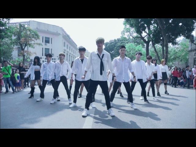 [ KPOP PUBLIC CHALLENGE] BTS (방탄소년단) Boy In Luv BLACKPINK - (붐바야) BOOMBAYAH Dance Cover @FGDance