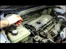Peugeot 407 1 8 Пежо 407 2005 года Замена ремня ГРМ роликов и помпы 2часть