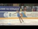 Юлия Липницкая ПП Чемпионат России 2011/12 Russian Nationals Ladies FS