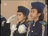 Присягнули на верность школе. Челябинские школьники прошли посвящение в кадеты