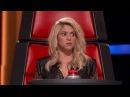 Шакира в ШОКЕ Девушка БЕЗУМНО КРУТО спела ее песню Шоу голос