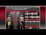 Прогноз и Аналитика боев от MMABets UFC FN 125: Андраде-Вера, Алькантара-Сото. Выпуск №58. ...