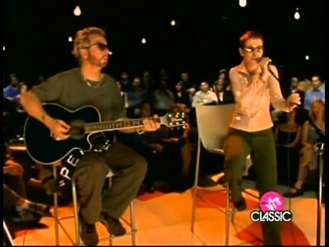 Eurythmics - Here Commes The Rain Again (unplugged)